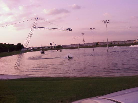 Orlando Watersports Complex : the expert course