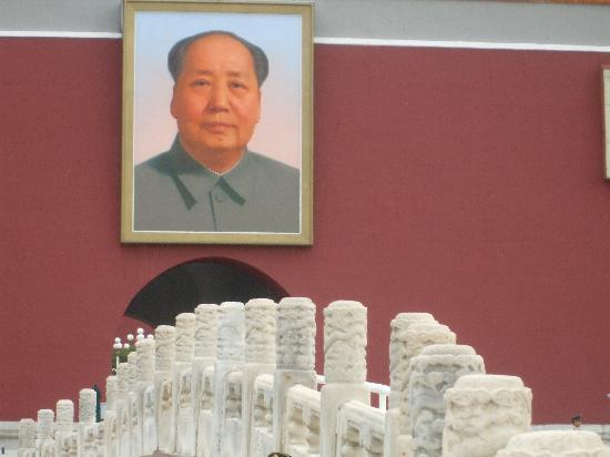 City Line Hotel (Harmony): Photo of Chairman Moa