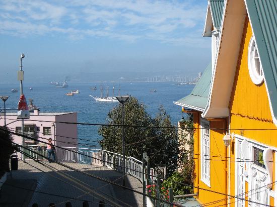 Hotel Manoir Atkinson: view