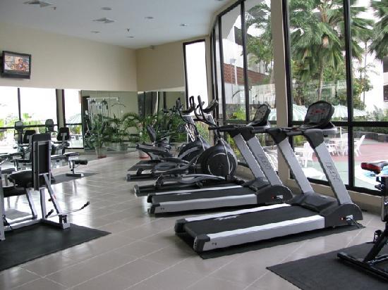 Plaza Paitilla Inn: Gym