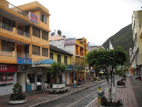 Hotel Banos: hotel 2