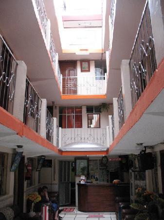 Hotel Banos: im hotel