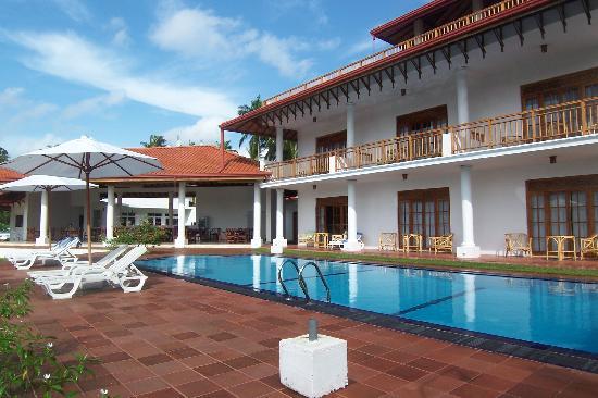 The Waterside Bentota : Villa