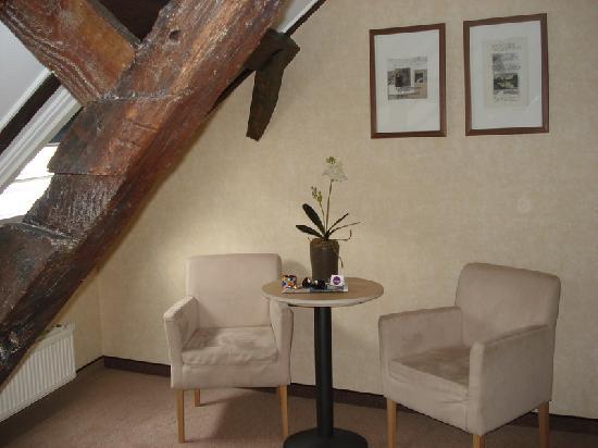 Hotel Navarra Brugge: Hotel Navarra - Attic Room - Brugge
