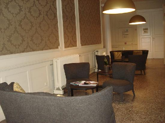 Hotel Navarra Brugge: Hotel Navarra - Foyer - Brugge