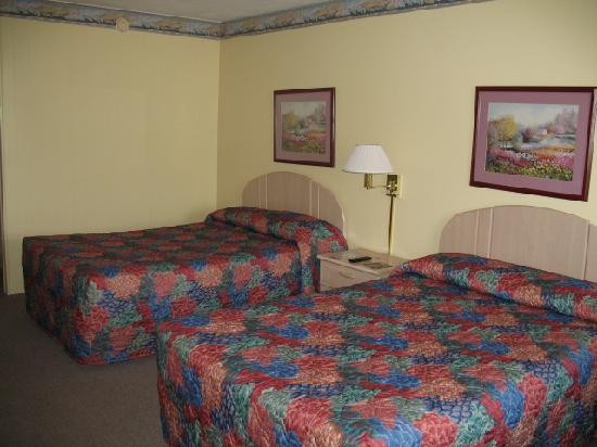 Innkeeper Motel : FRIENDS ROOM