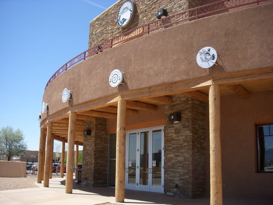 ‪Indian Pueblo Cultural Center‬