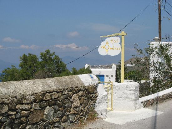 Omiros Hotel: Omiros
