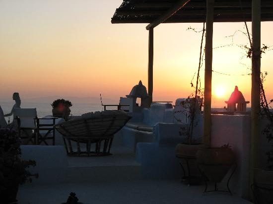 Omiros Hotel: Omiros Sunset