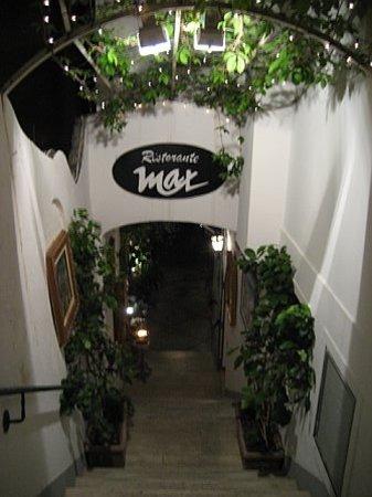 Ristorante Max: Lovely restaurant...