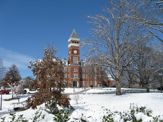 Clemson, Güney Carolina: Tillman Hall