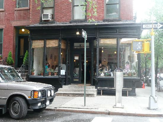 Jones Street Guesthouse: DOMA Cafe