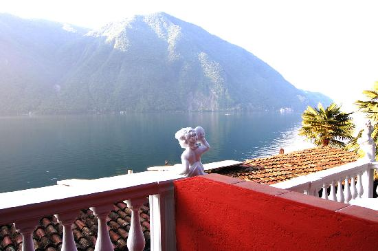 Hotel Elvezia al Lago: The room's view