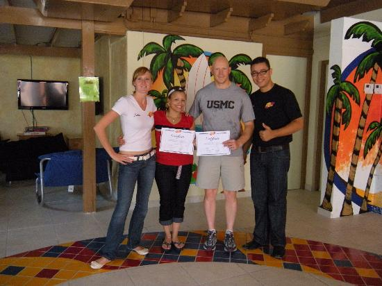 ArubaSalsa: Getting our certificate