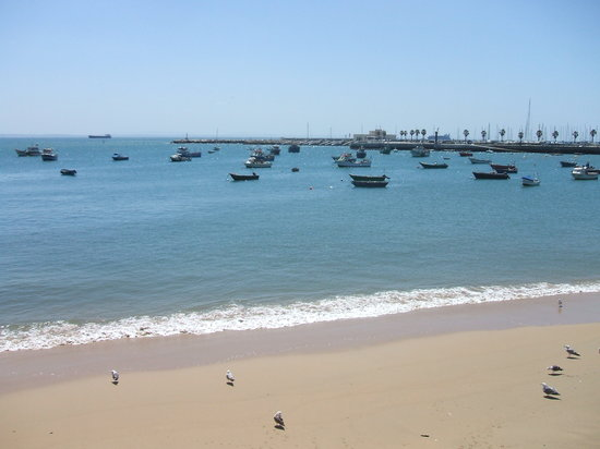Lizbon, Portekiz: A quiet area of Cascais