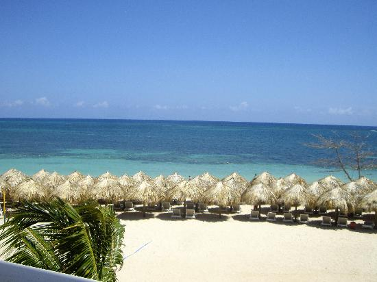 Iberostar Grand Rose Hall: Beach huts