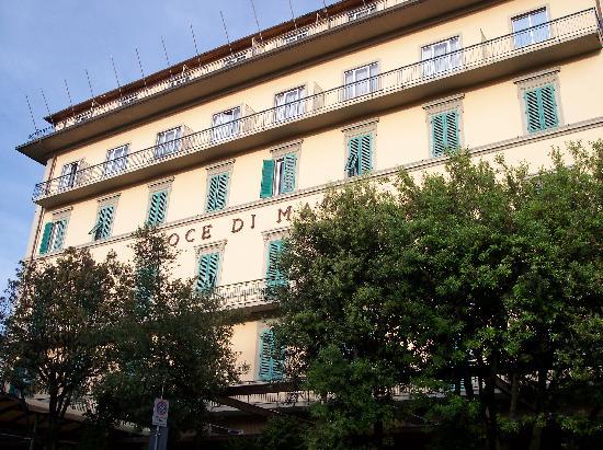 Croce Di Malta Montecatini GH: Large Hotel
