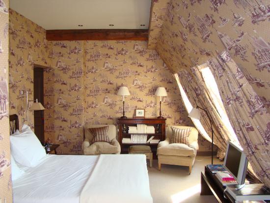 Hotel Daniel: habitación desde otro ángulo