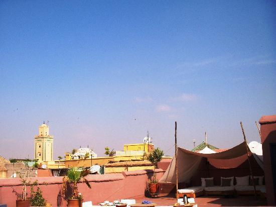 Riad Dar-K, Riad with a view!!!