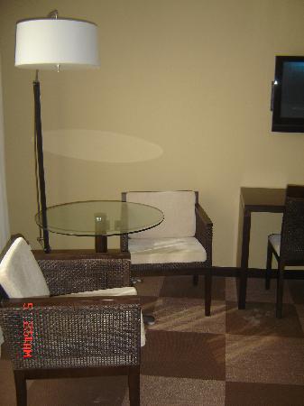 LIDOTEL Hotel Boutique Margarita: Detalle de la habitacion