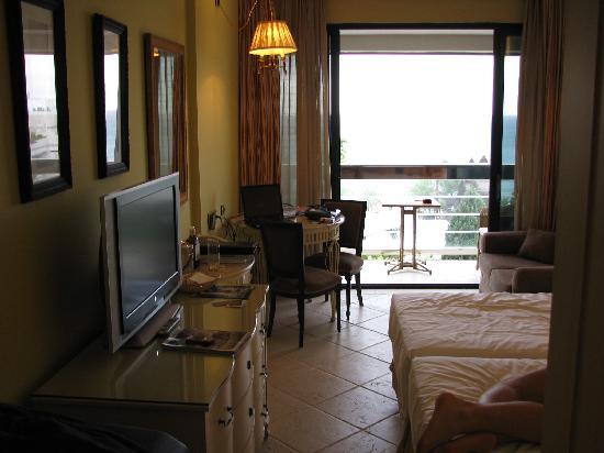 แกรน เมเลียดอนเปเป โฮเต็ล: Room view #2