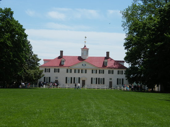 Mount Vernon, VA: Mansion