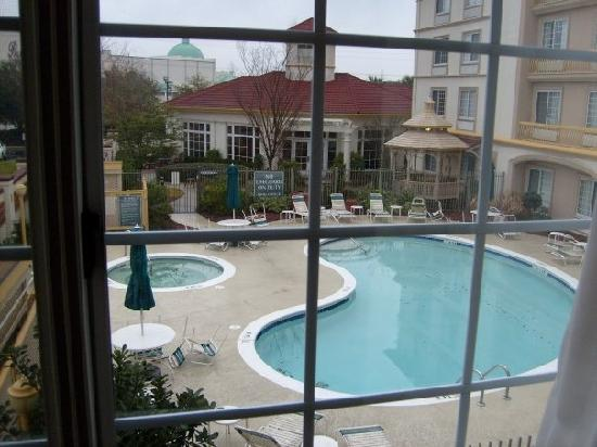La Quinta Inn & Suites Myrtle Beach Broadway Area: View from our Room