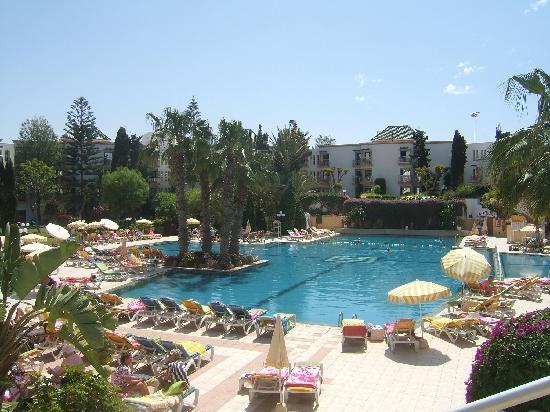 Hotel Agadir Beach Club Morocco Pool