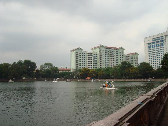 Hanoi Graceful Hotel: hanoi city