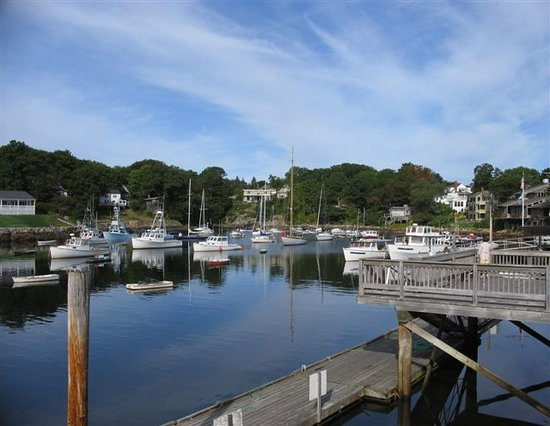 Perkins Cove: beautiful cove, picture perfect