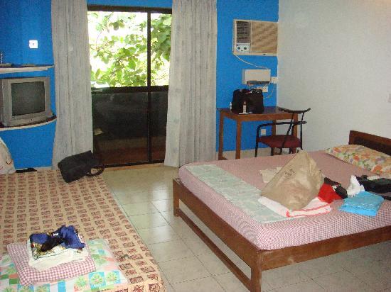 Villa Anjuna: Room
