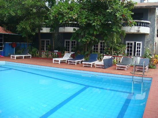 Villa Anjuna: Swimming Pool