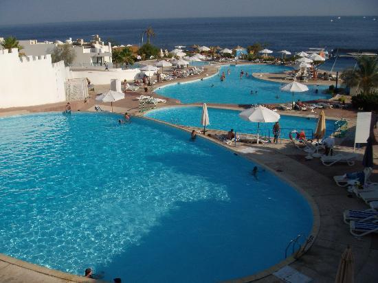 Le Piscine Foto Di Royal Rojana Resort Sharm El Sheik