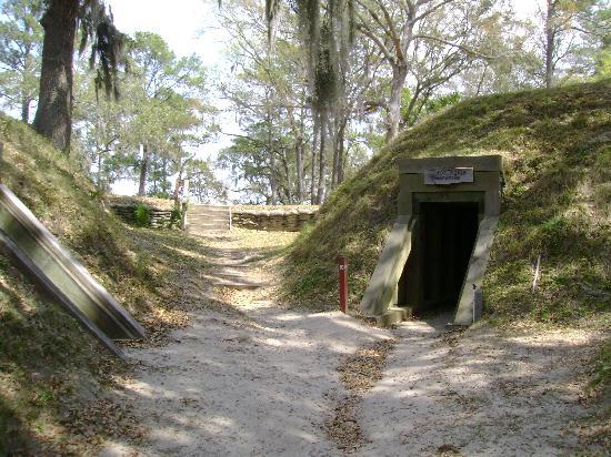 Fort McAllister State Park: Fort