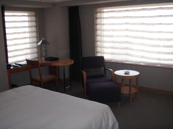 โรงแรมเซรูลีน ทาวเวอร์ โตเกียว: Room