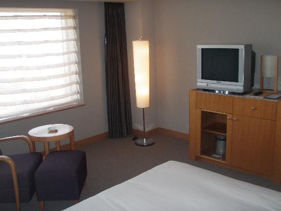 โรงแรมเซรูลีน ทาวเวอร์ โตเกียว: TV