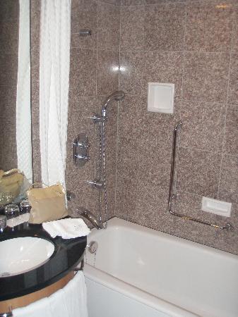 โรงแรมเซรูลีน ทาวเวอร์ โตเกียว: Bathroom