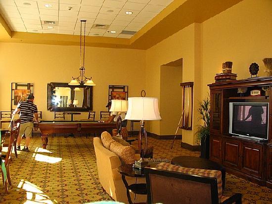 Wyndham La Cascada: Lobby Area