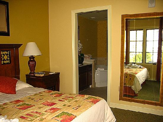 Wyndham La Cascada: Bedroom