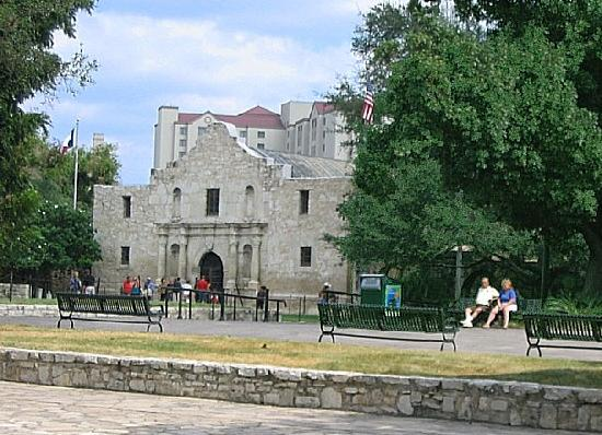 Wyndham La Cascada: The Alamo
