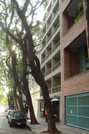 Esplendor Palermo Soho: The building and the lovely street
