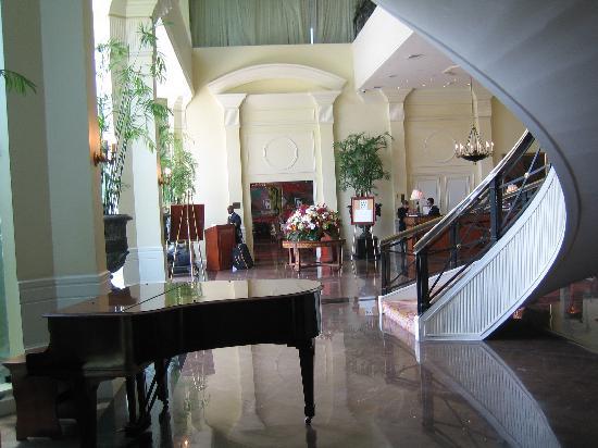 Belmond Miraflores Park: The lobby