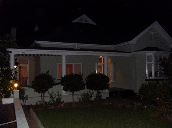 Villa Ora by night