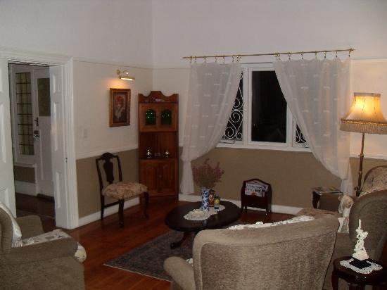 Inside Villa Ora