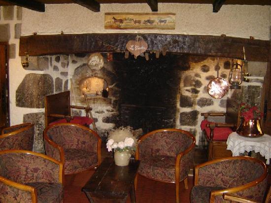 Pailherols, Francja: Lounge