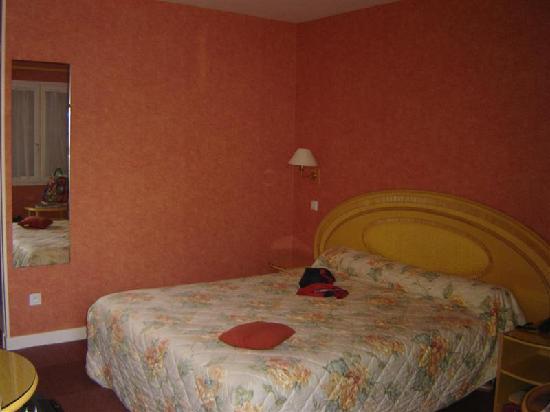 Hôtel du Pont Neuf : Room