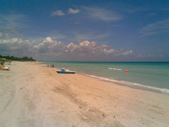 Havana, Cuba: varadero beach