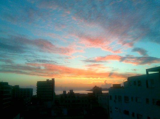 Havanna, Kuba: sunrise La Havana