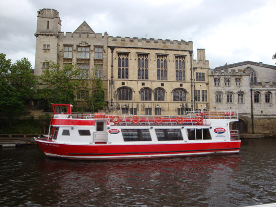 York Boat: The boat!