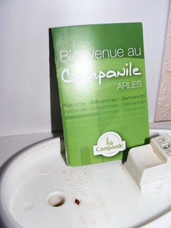 Campanile Arles : Hotel Add